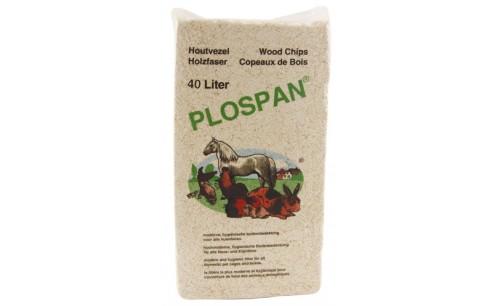 PLOSPAN HOUTVEZEL 40 LTR