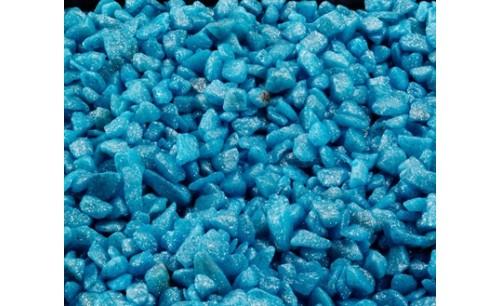 AQUA-DELLA GLAMOUR STEEN INDIAN BLAUW 6-9 MM 2KG