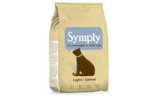 SYMPLY CAT SENIOR/LIGHT KATTENVOER 1