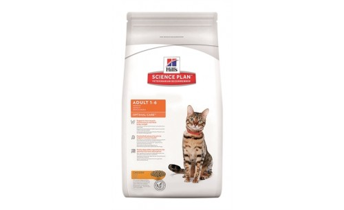 HILL'S FELINE ADULT OPTIMAL CARE KIP 10 KG