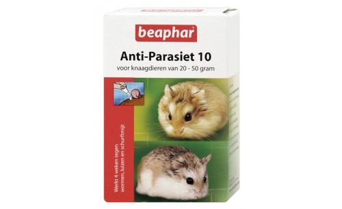 BEAPHAR ANTI-PARASIET 10 KNAAGDIER 20-50 GR