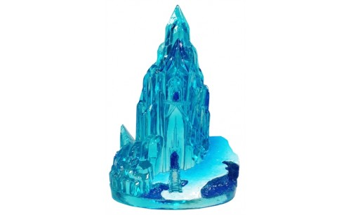 DISNEY FROZEN MINI IJSKASTEEL AQUARIUM ORNAMENT 6