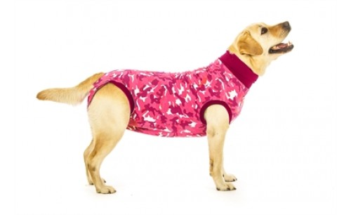 SUITICAL RECOVERY SUIT HOND ROZE CAMOUFLAGE M 55-69 CM